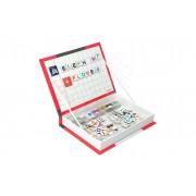 Janod carte magnetică Magneti'Book English Alphabet 05538