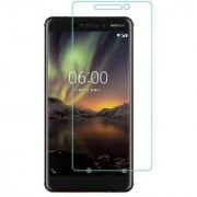 Nokia 6.1 (2018) High Quality 0.3mm Thickness Ultra Clear Tempered Glass Screen Protector