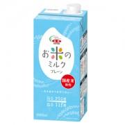 お米のミルク プレーン 1L×6本