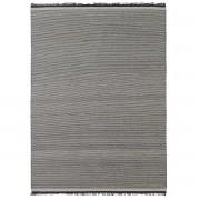 Fabula Living Njord vloerkleed 170x240 Light Grey/Black
