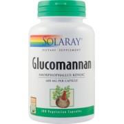 Glucomannan 600mg 100 cps
