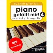Bosworth Music - Piano gefällt mir! 50 Chart & Film Hits 4, Spiralbindung