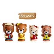 Klorofil - Familie Browny speelset