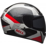 Bell Qualifier DLX Accelerator Mips Casco Rojo/Negro S (55/56)