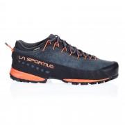 La Sportiva TX 4 GTX Männer Gr. 45 - Zustiegsschuhe - grau orange