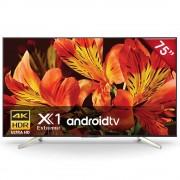 Sony pantalla led sony 75 pulgadas 4k hdr smart xbr-75x850f