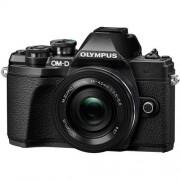 Olympus OM-D E-M10 MARK III + 14-42mm F/3.5-5.6 ED EZ - NERO - 2 Anni Di Garanzia