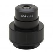 Optika Condenseur fond noir M-185, sans huile pour B-380