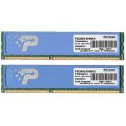 Memorie Patriot Signature Line, DDR3, 2x4GB, 1600MHz