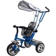 Tricicleta Super Trike Sun Baby Albastru