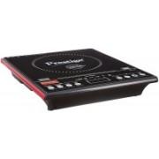 Prestige PIC 3.1 V3 2000-Watt Induction Cooktop(Black, Push Button)
