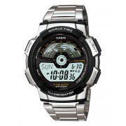 Ceas barbatesc Casio Standard AE-1100WD-1AVDF Sporty Digital 10-Year Battery Life