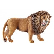 Schleich Lion Roaring, Multi Color