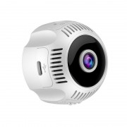 X7 Mini HD 1080P 4K Wearable Outdoor Sports Camera DV WiFi Wireless DVR Night Vision IP Camera - White