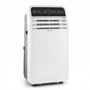 Klarstein Metrobreeze New York 7k, мобилен климатик, 2,05kW, 7000 BTU, EEC A, бял (DXJ2- MetrobreezeWH)