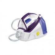 GARANTIE 2 ANI Statie de calcat cu aburi Bosch, Program Hygiene, cant. de abur constantă 120 g/min, ezervor de apă detașabil 1,5 l, alb/violet TDS6080