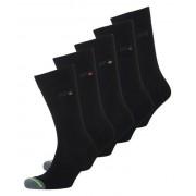 Superdry Socken im 5er-Pack S/M schwarz