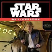 Star Wars the Force Awakens: Han & Chewie Return!, Paperback
