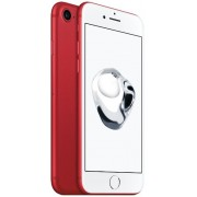 """Telefon Mobil Apple iPhone 7, Procesor Quad-Core, LED-backlit IPS LCD Capacitive touchscreen 4.7"""", 2GB RAM, 128GB Flash, 12MP, Wi-Fi, 4G, iOS (Special Edition Red) + Cartela SIM Orange PrePay, 6 euro credit, 4 GB internet 4G, 2,000 minute nationale si int"""