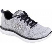 Pantofi sport femei SKECHERS FLEX APPEAL 2.0-HIGH ENERGY Grey Marimea 37