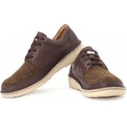 Clarks Nature Elite Sneakers For Men(Beige, Brown)
