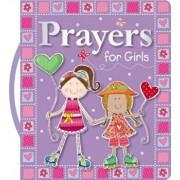 Prayers for Girls, Hardcover/Thomas Nelson