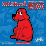 Clifford Visits the Zoo, Hardcover/Norman Bridwell
