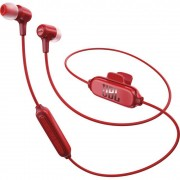HEADPHONES, JBL E25 BT, Bluetooth слушалки с микрофон за iPhone, iPod, iPad и моб. у-ва, Червен