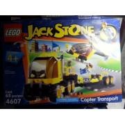 Lego 4607 Jack Stone Copter Transport