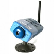 IP камера SeaMax AirLive WL-5400CAM, безжична, 0.3MP, WiFi 802.11g