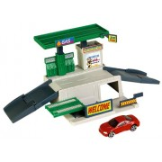 MotorMax Dyna City Playset - Gas Station