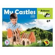 Joc constructie Casa Fierarului oras medieval