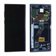 Display LCD e Touch para Samsung Galaxy Note 10 N970F Aura Black