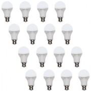 Homelights 12W Cool Day Light Led Bulb (White Pack Of 16)