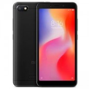 Смартфон Xiaomi Redmi 6А, 2GB RAM, 32GB Storage, Dual Nano-SIM, 5.45(720x1440), 13.0 MP x 5.0 MP, Quad-core 2.0 GHz, 3G, 4G, Android, черен, MZB6688EU