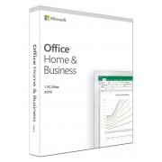 Office 2019 Home and Business - krabicová verze