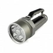 AIBBER TONE 6x CREE XM-L2 LED linterna de buceo submarina? antorcha de agua sumergible 100m luz