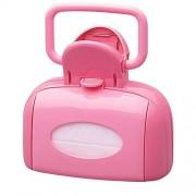 ZNZN PláStico PortáTil Perros Gatos Recoger Heces Pala Limpieza De Inodoro Abrazadera Herramienta para Mascotas Suministros De Mascotas De Color Rosa Y Azul,Pink