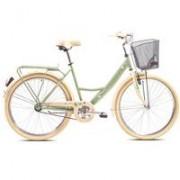 Ženski bicikl Capriolo Paris lady krem-zeleno 919271-19