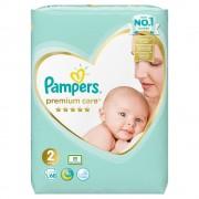 PAMPERS Premium care 2 MINI 4 - 8 kg 68 ks