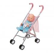 Carucior cu cos pentru papusi Baby Born Zapf