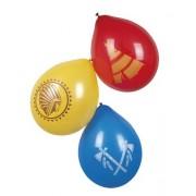 Set 6 Baloane Tematice Indiene