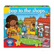 Joc educativ La cumparaturi - Pop to the shops