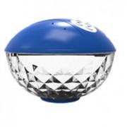 Inolights Mini enceinte étanche avec LED Mini Ploofbox - Bleu