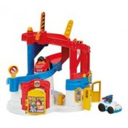 Set Jucarii Little People Race and Chase Rescue