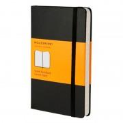Moleskine MM710 192 Folhas Caderno Preto