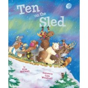 Ten on the Sled, Hardcover