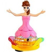 Dream Princess Flashing with Unique Dazzling Light and 4D Lights, Multi Color