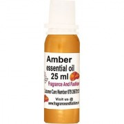 Fragrance And Fashion Amber Essential Oil Of 25 Ml (25 Ml)