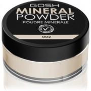 Gosh Mineral Powder pudra cu minerale culoare 002 Ivory 8 g